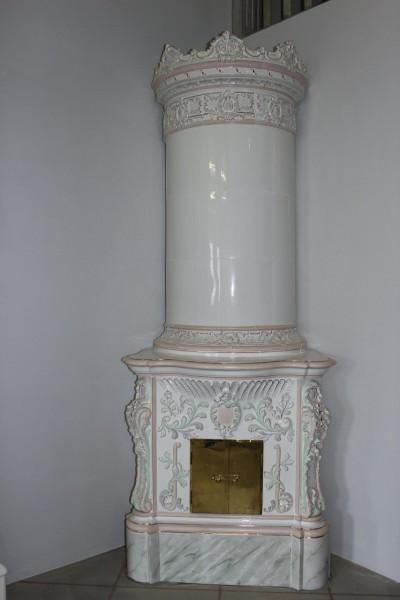 Antiker Zylinder-Aufsatzofen
